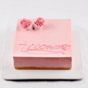 冰点公主[草莓冰激凌蛋糕]