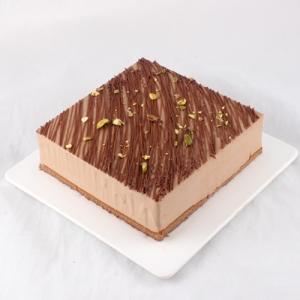 比利时之夏[巧克力冰激凌蛋糕]