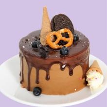 魔法巧克力【4寸蛋糕】