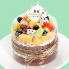 鲜果巧遇【4寸蛋糕】