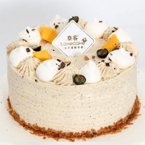 伯爵红茶珍珠蛋糕