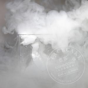 云雾场景道具