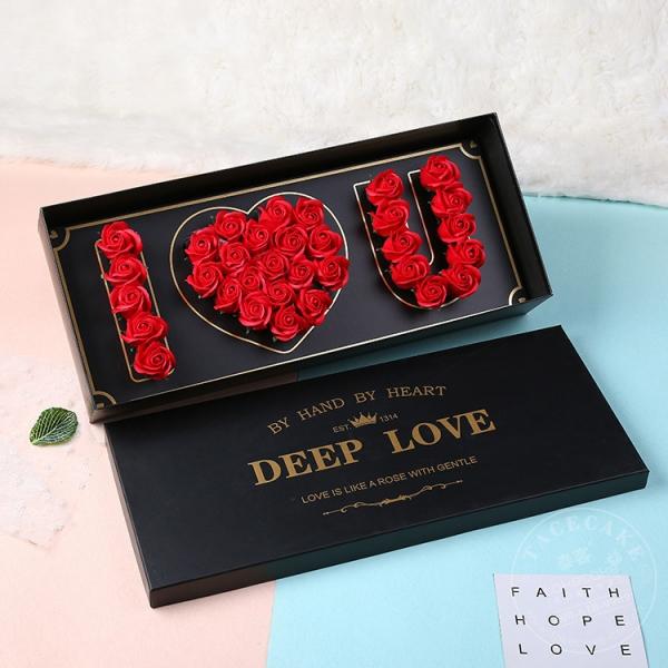 花束礼盒【I LOVE U】