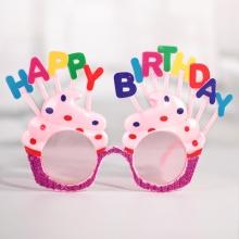 生日魔法眼镜