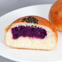 现烤紫薯元气面包【1枚装】