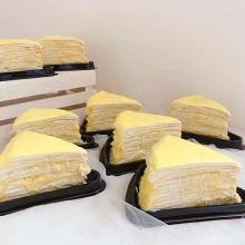 榴莲千层盒子(一块/8寸蛋糕)