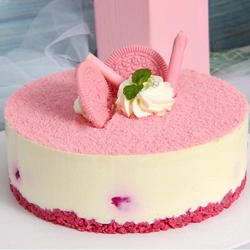 樱花酸奶蛋糕