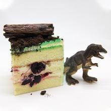 恐龙乐园(情景蛋糕)