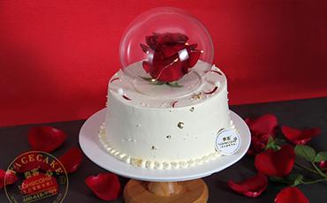 泰客蛋糕——魔力水晶球